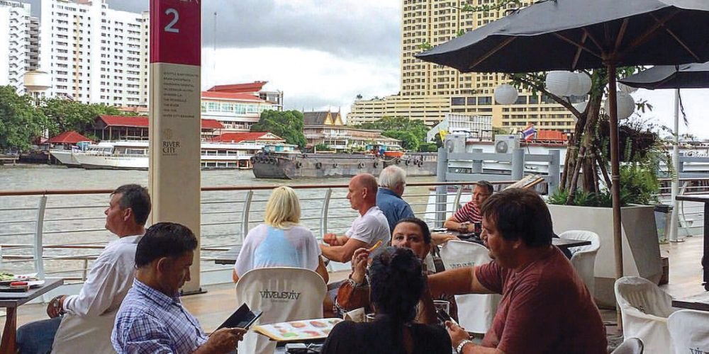 River City Bangkok - Arts and Antiques | Thailand Tourist